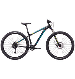 Kona Lava Dome Black Black XL '20