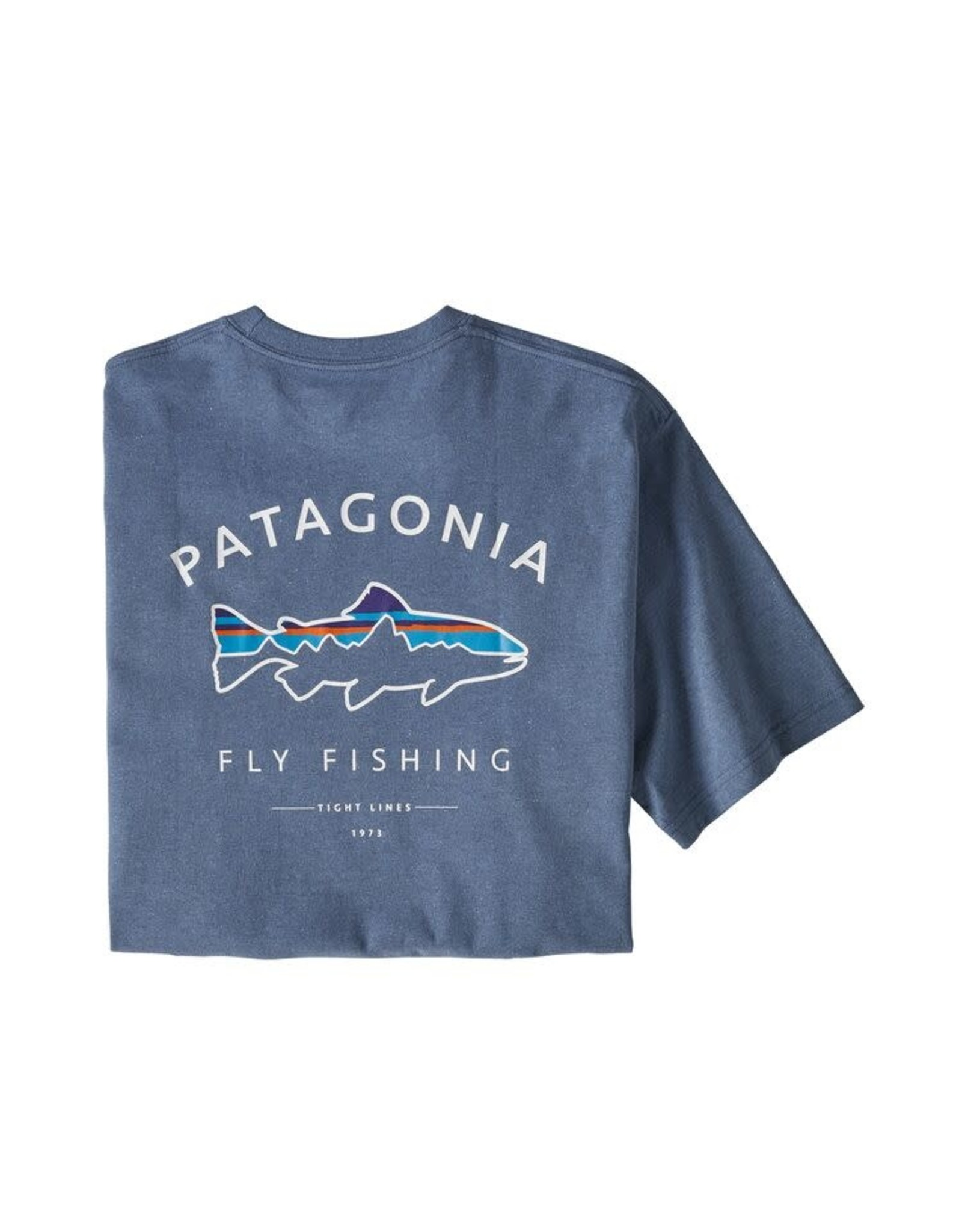 Patagonia Patagonia Men's Framed Fitz Roy Trout Responsibili-Tee
