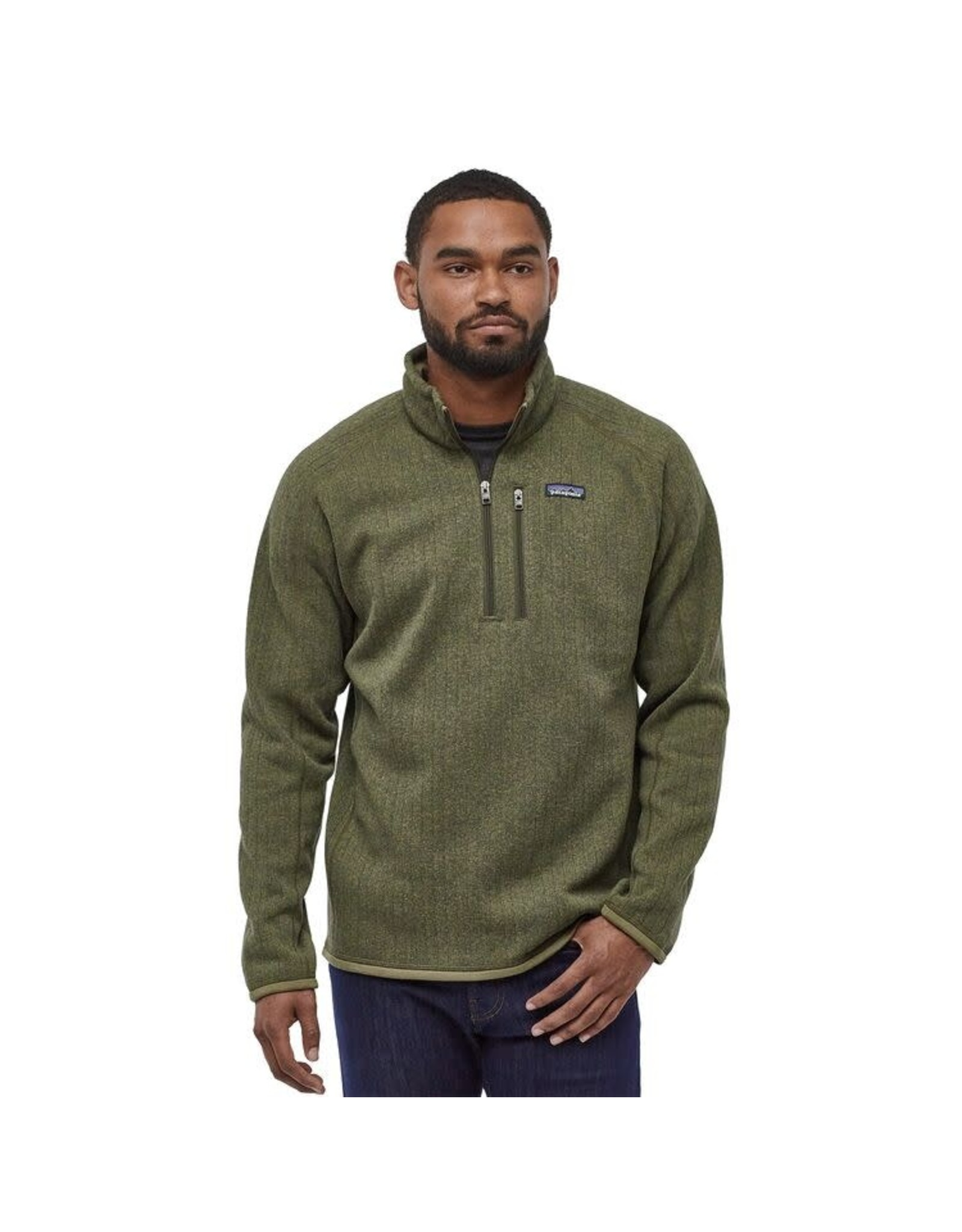 Patagonia M's Better Sweater Rib Knit 1/4 Zip