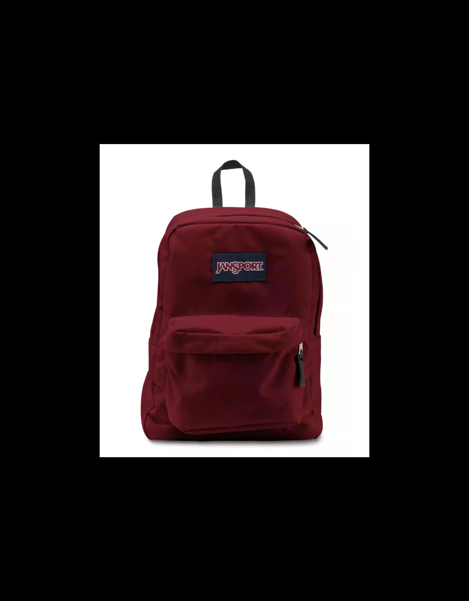 Jansport Backpack, Jansport Superbreak, Viking Red