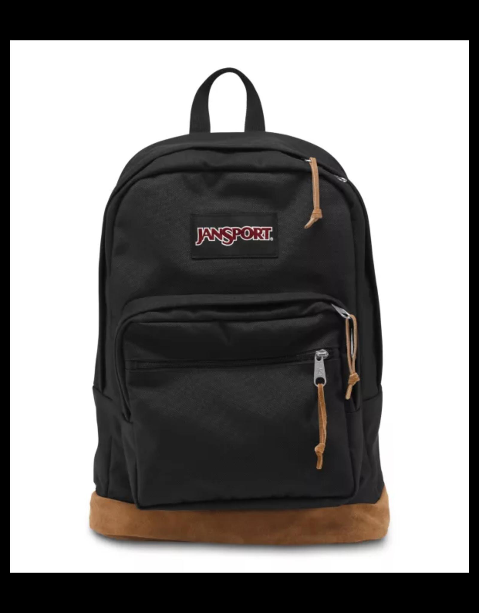Backpack, Jansport Right Pack, Blk