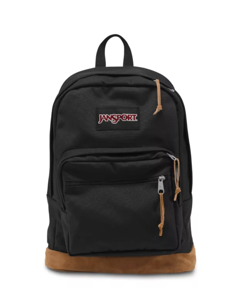 Backpack, Jansport Right Pack, Blk