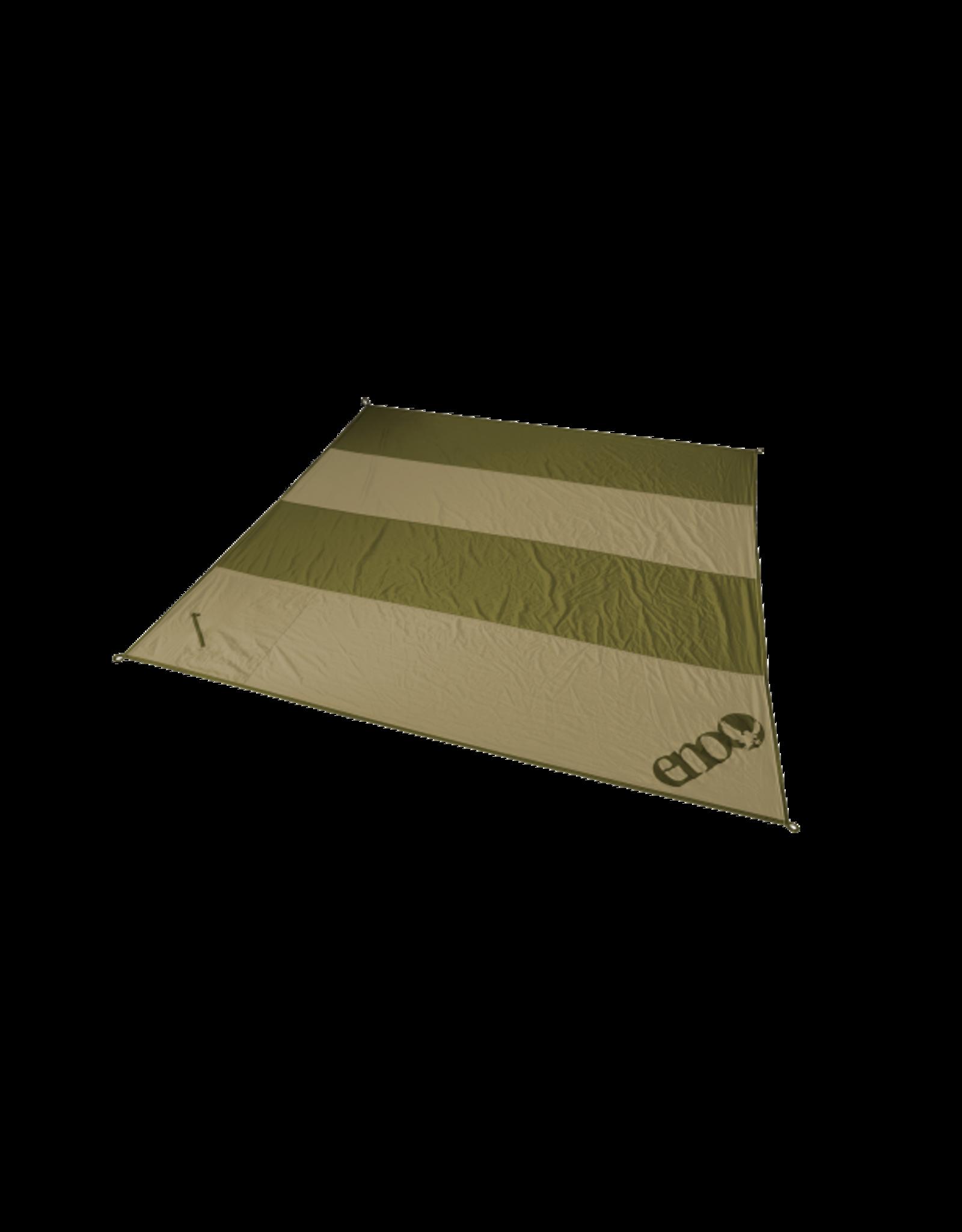 ENO Islander + Insect Shield Blanket Khaki - Olive OS