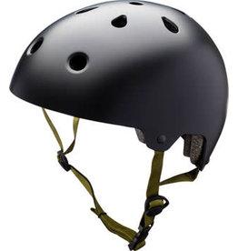 Kali Protectives Maha Helmet - Solid Black, Large