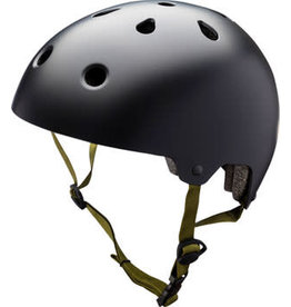 Kali Protectives Maha Helmet - Solid Black, Small
