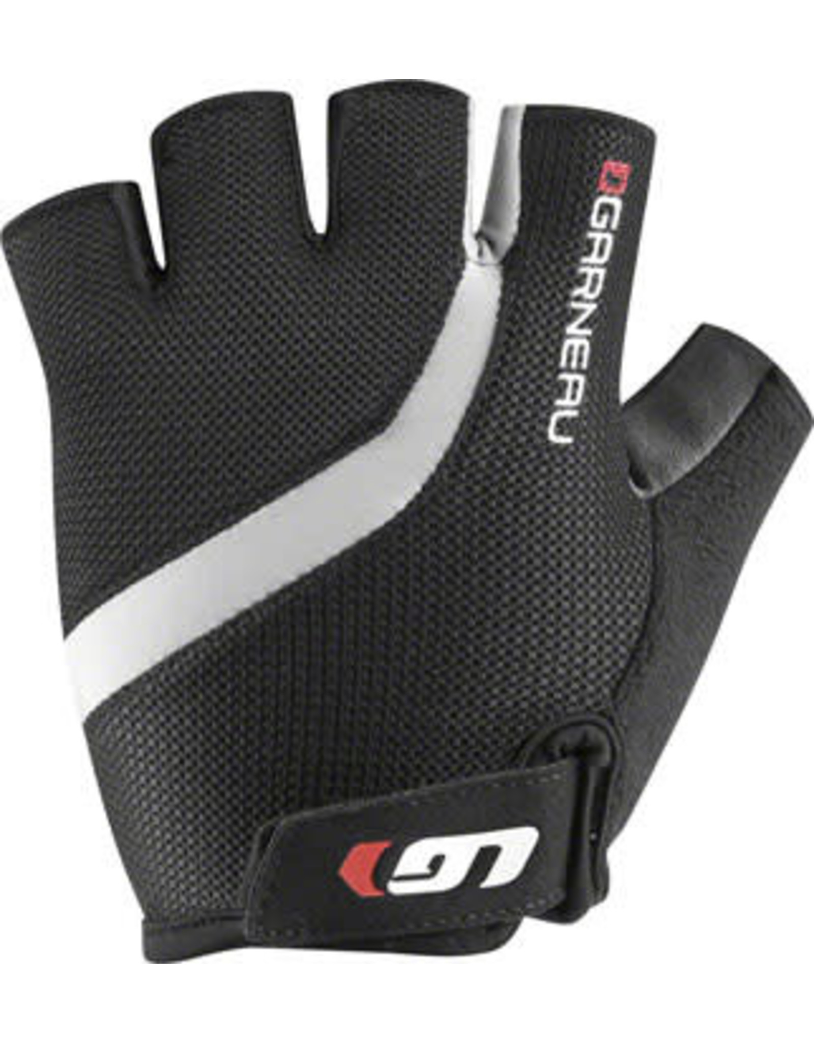 Garneau Biogel RX-V Men's Glove: Black LG