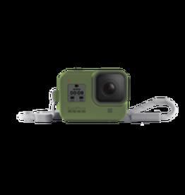 GoPro Sleeve + Lanyard (HERO8 Black) Turtle Green