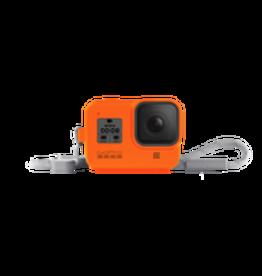 GoPro GoPro Sleeve + Lanyard (HERO8 Black) Hyper Orange