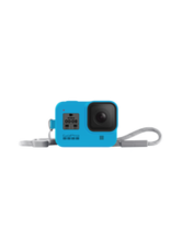 GoPro GoPro Sleeve + Lanyard (HERO8 Black) Bluebird