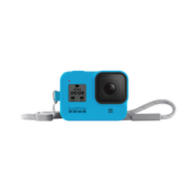 GoPro GoPro Sleeve + Lanyard (HERO8 Black) Bluebird