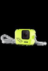 GoPro GoPro Sleeve + Lanyard [Valentino Rossi Edition: Neon Yellow]