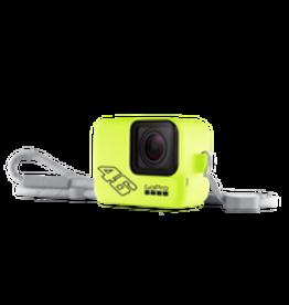 GoPro GoPro Sleeve + Lanyard (HERO7) [Valentino Rossi Edition: Neon Yellow]