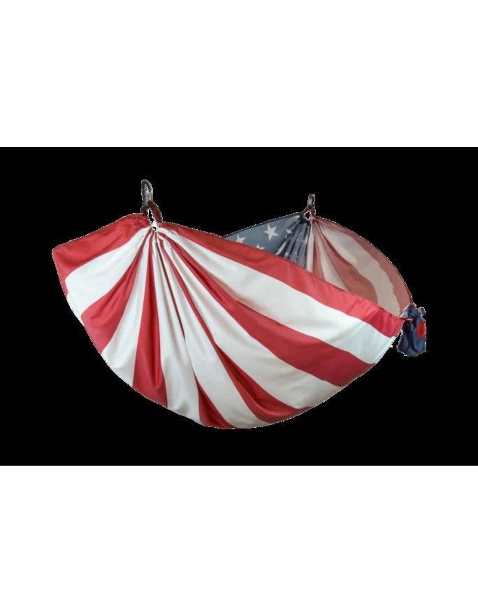 Grand Trunk GrandTrunk USA Flag Single Hammock