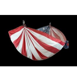 Grand Trunk GrandTrunk USA Flag Single Hammock