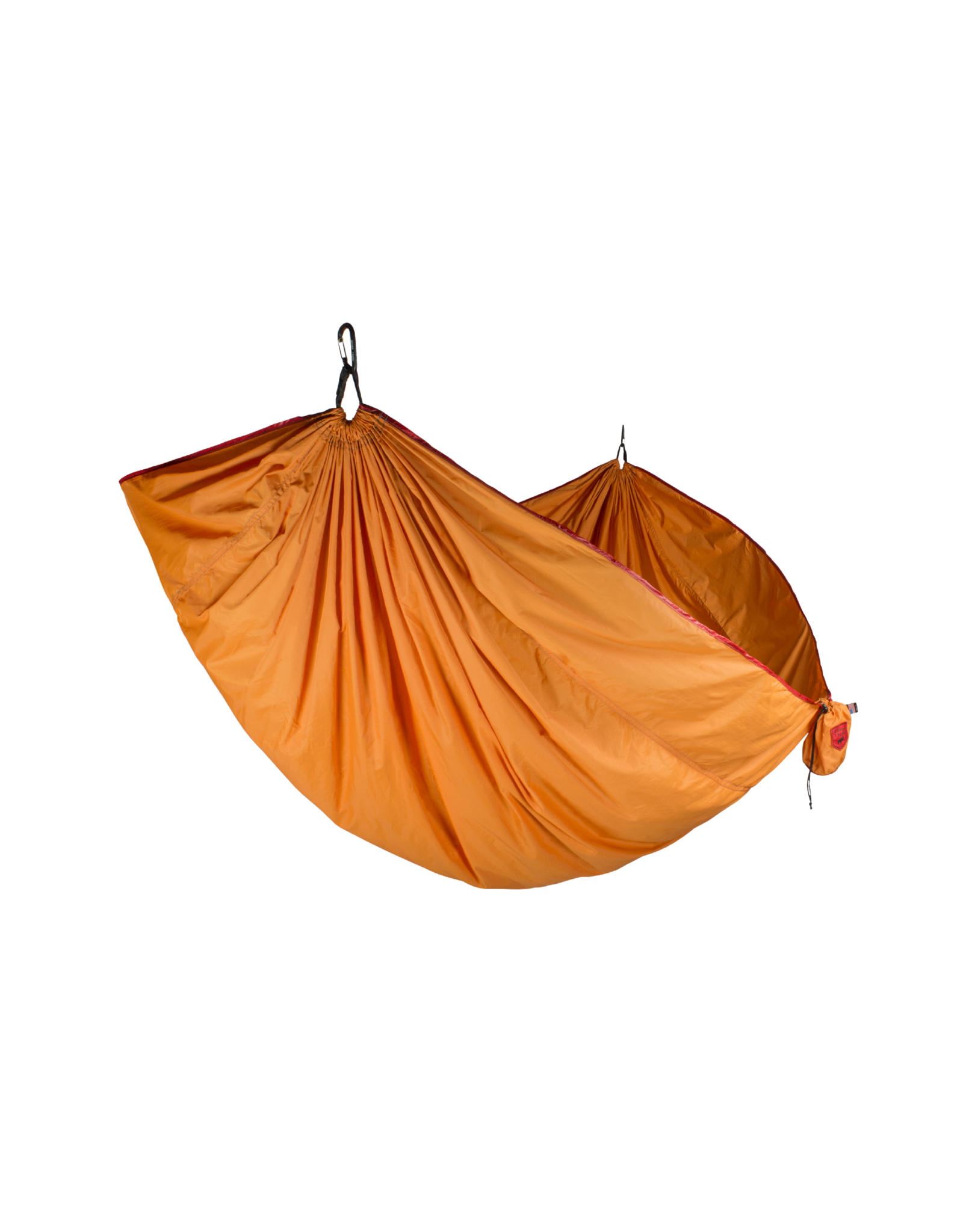 Grand Trunk Double Trunktech Hammock (Sunset Orange)