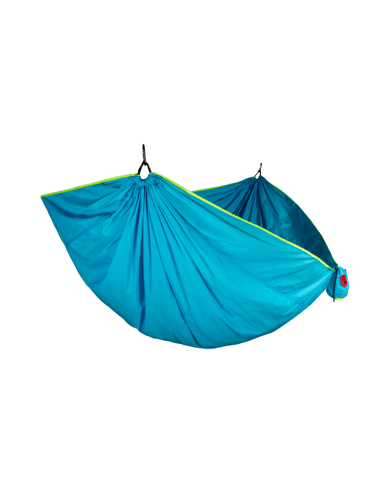Grand Trunk Double Trunktech Hammock (Caribbean Blue)