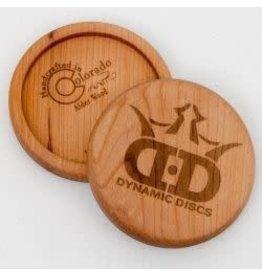 Dynamic Discs Wooden Alder Mini Disc Marker