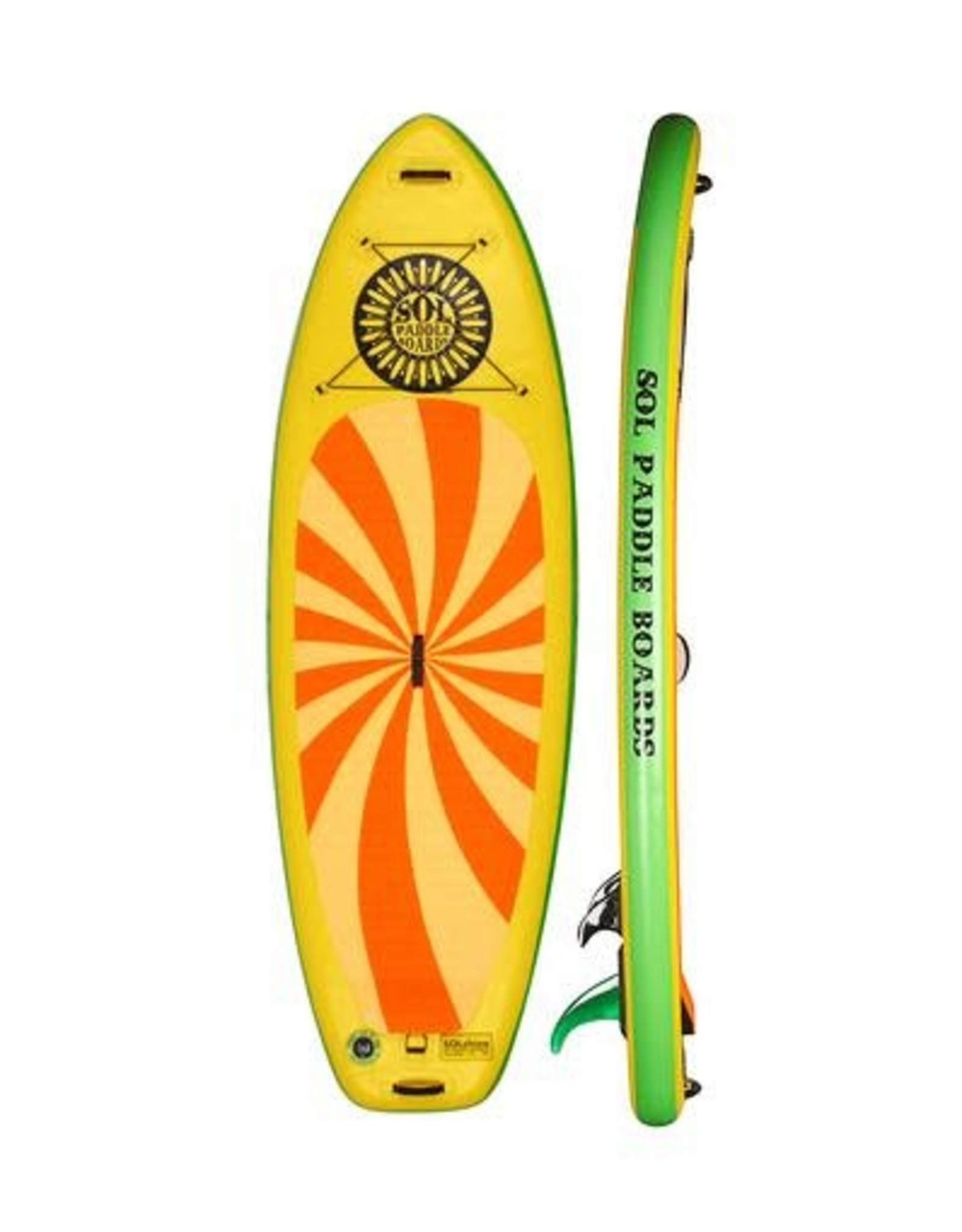 "SOL SOLShine 9'6"" Inflatable Paddleboard"