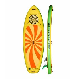 "SOL SOLShine 9'6"" Inflatable Paddleboard"