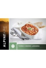 Three Cheese Lasagna