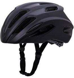 Kali Prime Helmet: Solid Matte Black, LG/XL