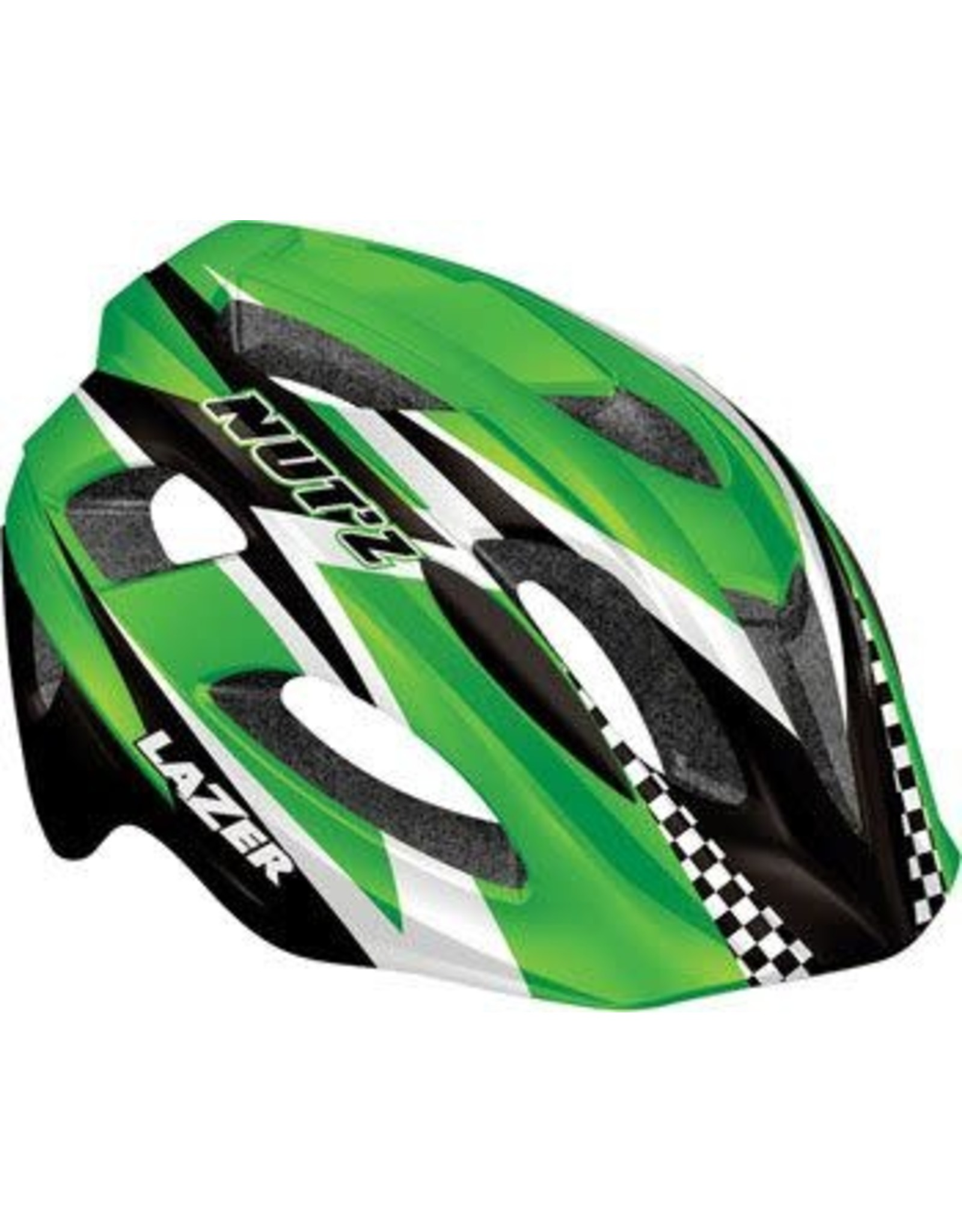 Lazer Nut'z race helmet green