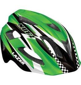 Lazer Nut'z race helmet green