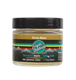 Floyd's of Leadville Floyd's of Leadville CBD Arnica Balm: Full Spectrum, 180mg, 15ml Container