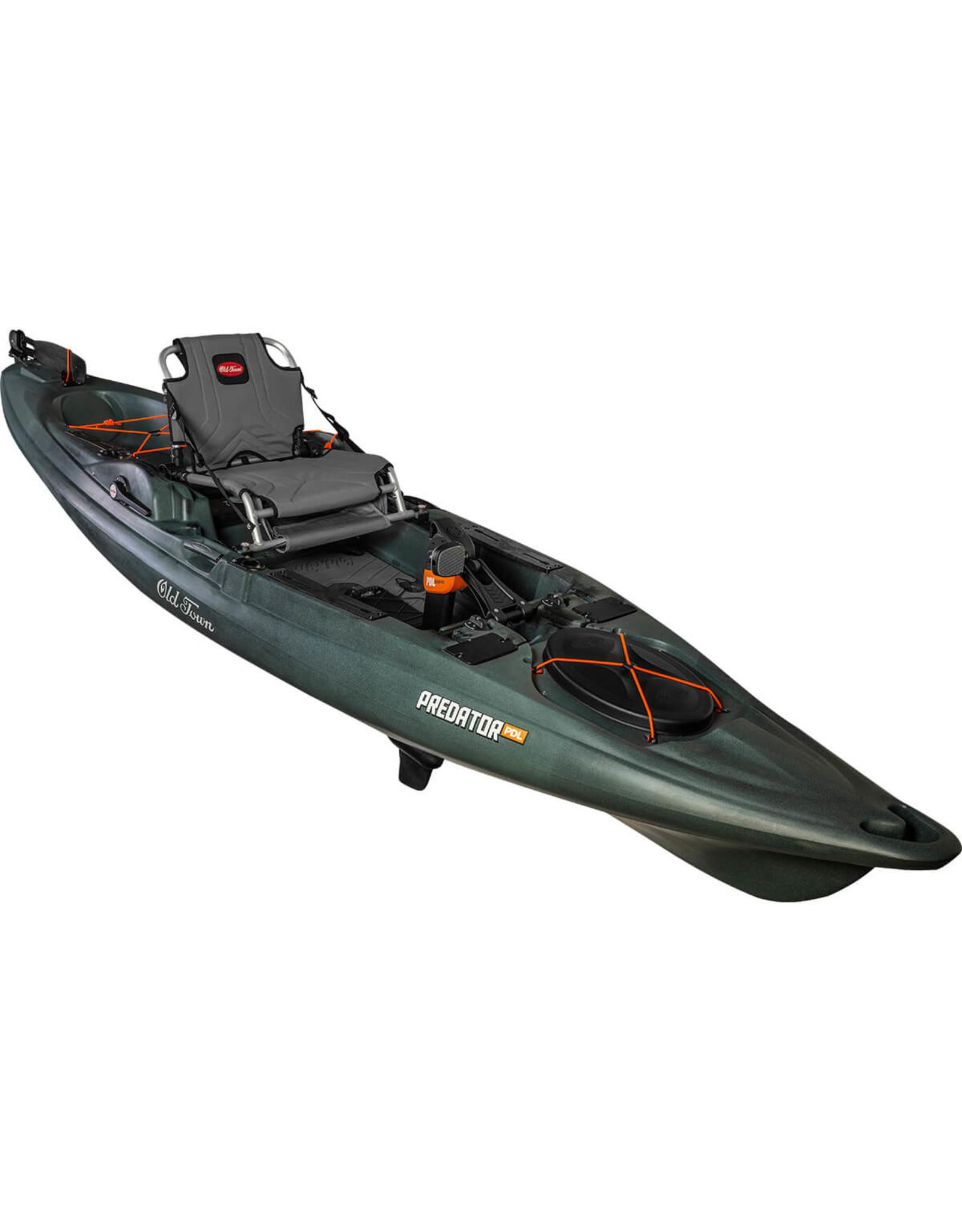 Old Town Kayak Predator PDL Smoke Camo