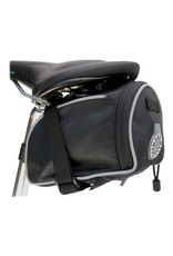 Banjo Brothers Seat Bag: LG, Black