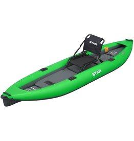 STAR Inflatables NRS Star Pike Inflatable Fishing Kayak