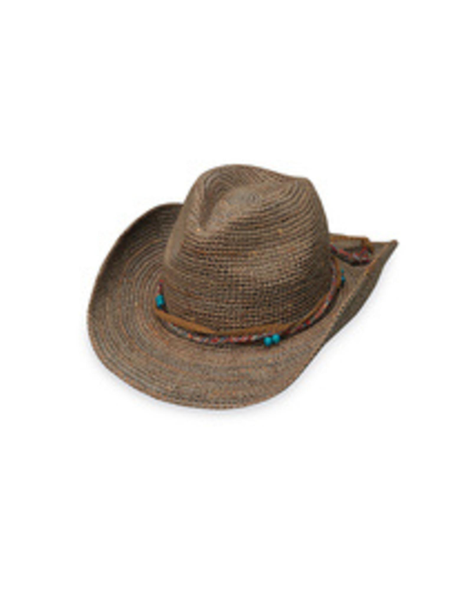 Wallaroo Hat Co Catalina Cowboy-Mushroom