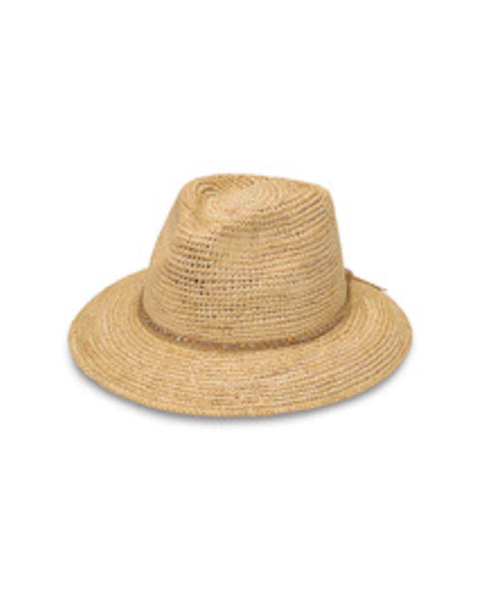 Wallaroo Hat Co Malibu- Natural