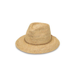 Wallaroo Hat Co Malibu- Natural