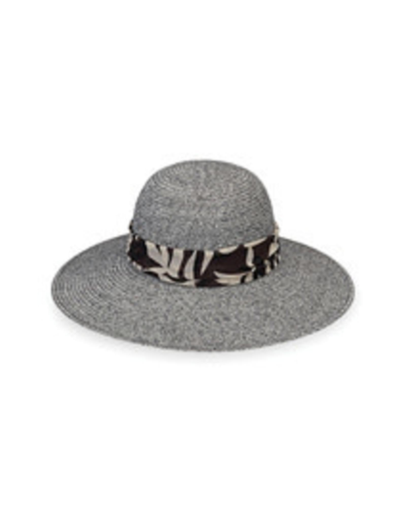Wallaroo Hat Co Mia Black Combo