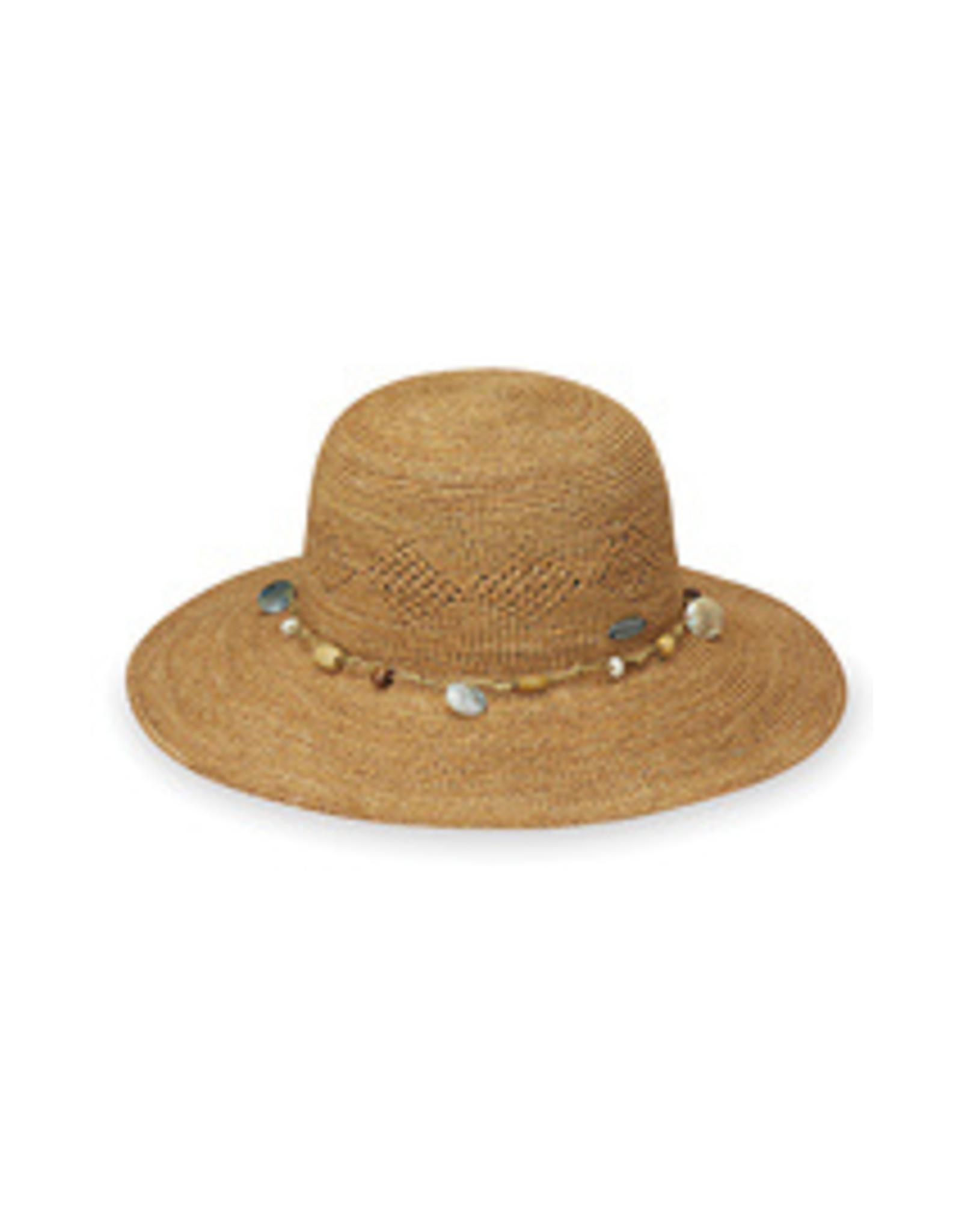 Wallaroo Hat Co Ojai Almond