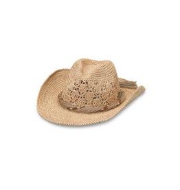 Wallaroo Hat Co Tina Natural