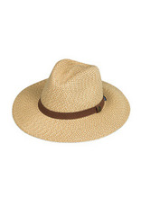 Wallaroo Hat Co Outback Natural 59cm M/L