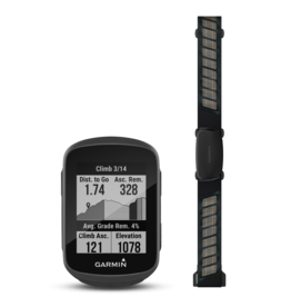 Garmin Edge 130 Plus Bike Computer - GPS, Wireless, Black