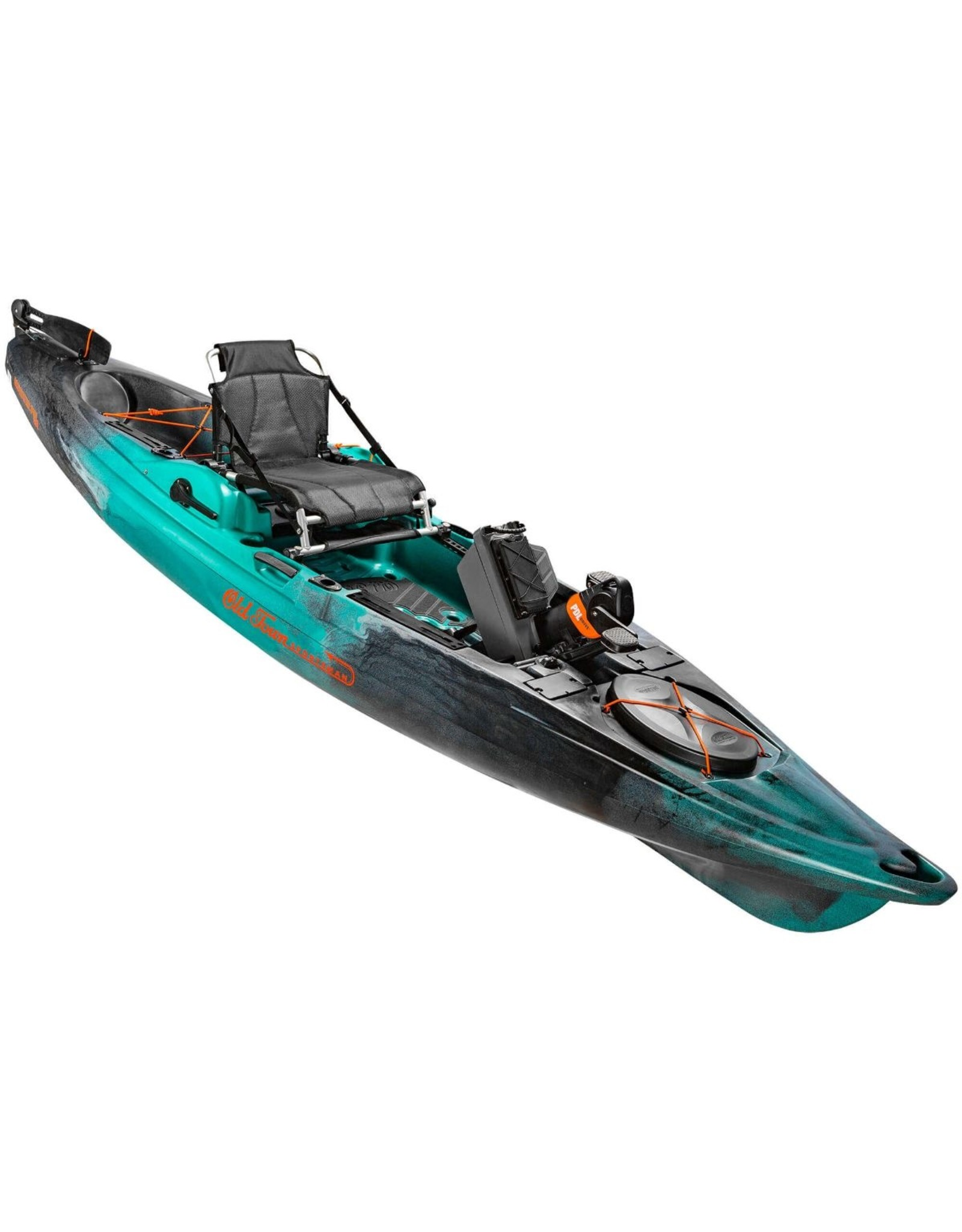 Old Town Sportsman Big Water PDL 132 (Teal/Black)