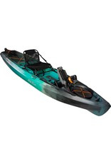 Old Town Topwater 120 PDL (Black/Teal)