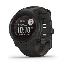 Garmin Instinct Solar GPS Watch Graphite