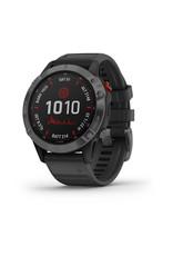 Garmin Fenix 6 Pro Solar, Slate GPS Watch