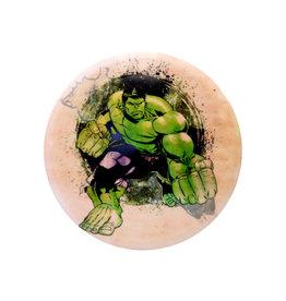 Dynamic Discs Marvel Splatter Mini Fuzion Hulk Marker