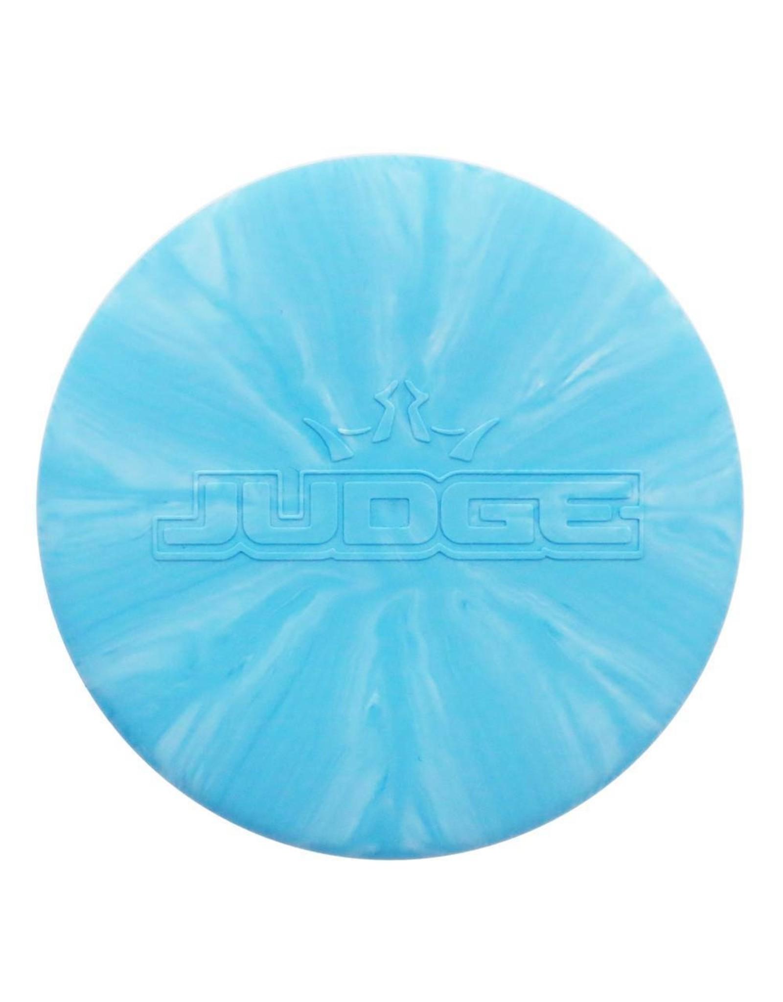 Dynamic Discs Burst Engraved Mini Judge Marker