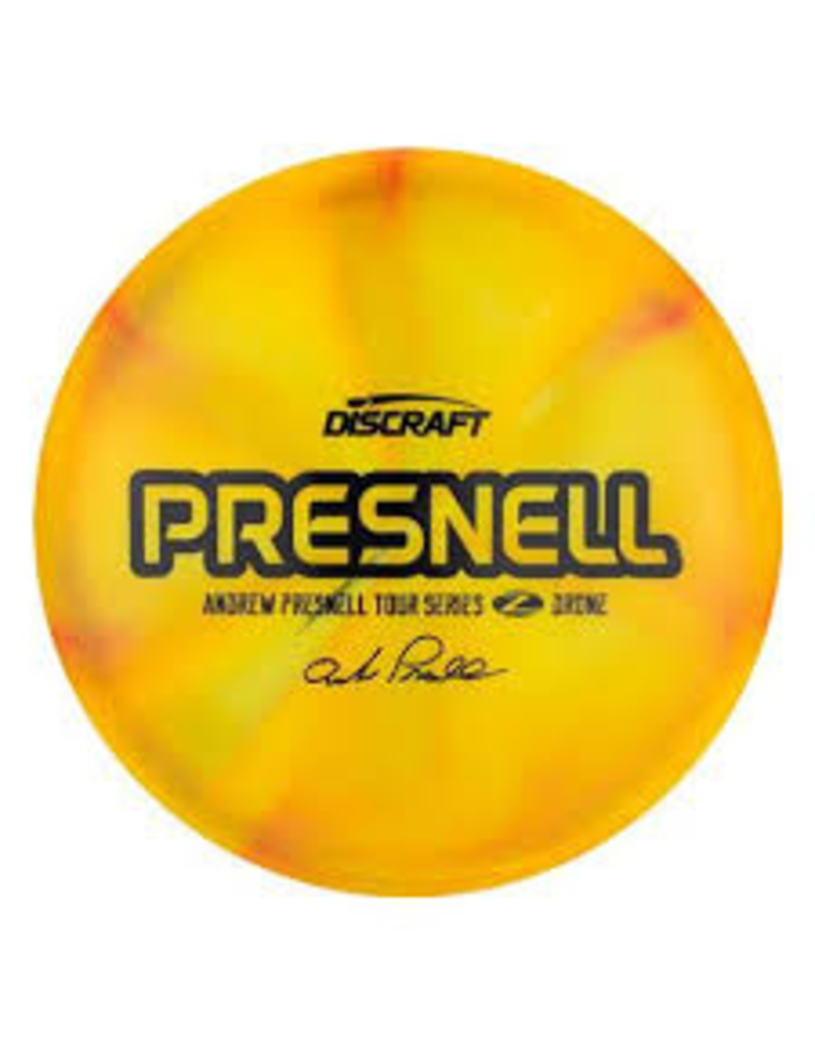 Discraft Andrew Presnell Z-Drone Tour Series 177g+