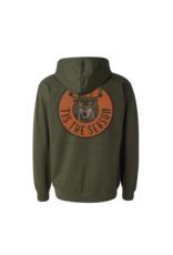A Southern Lifestyle Co. Southern Lifestyle Tis The Season Hoodie