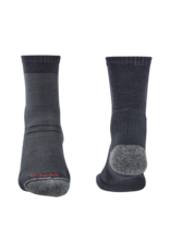 BRIDGEDALE Bridgedale Men's Ultra Light T2 Merino Performance Hiking Socks Crew Height