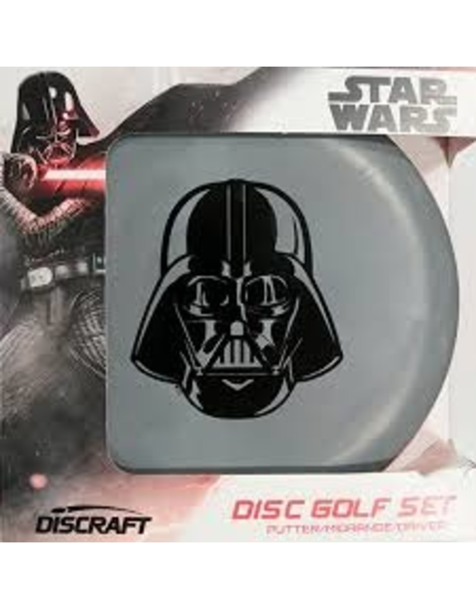 Discraft Star Wars Disc Golf Set