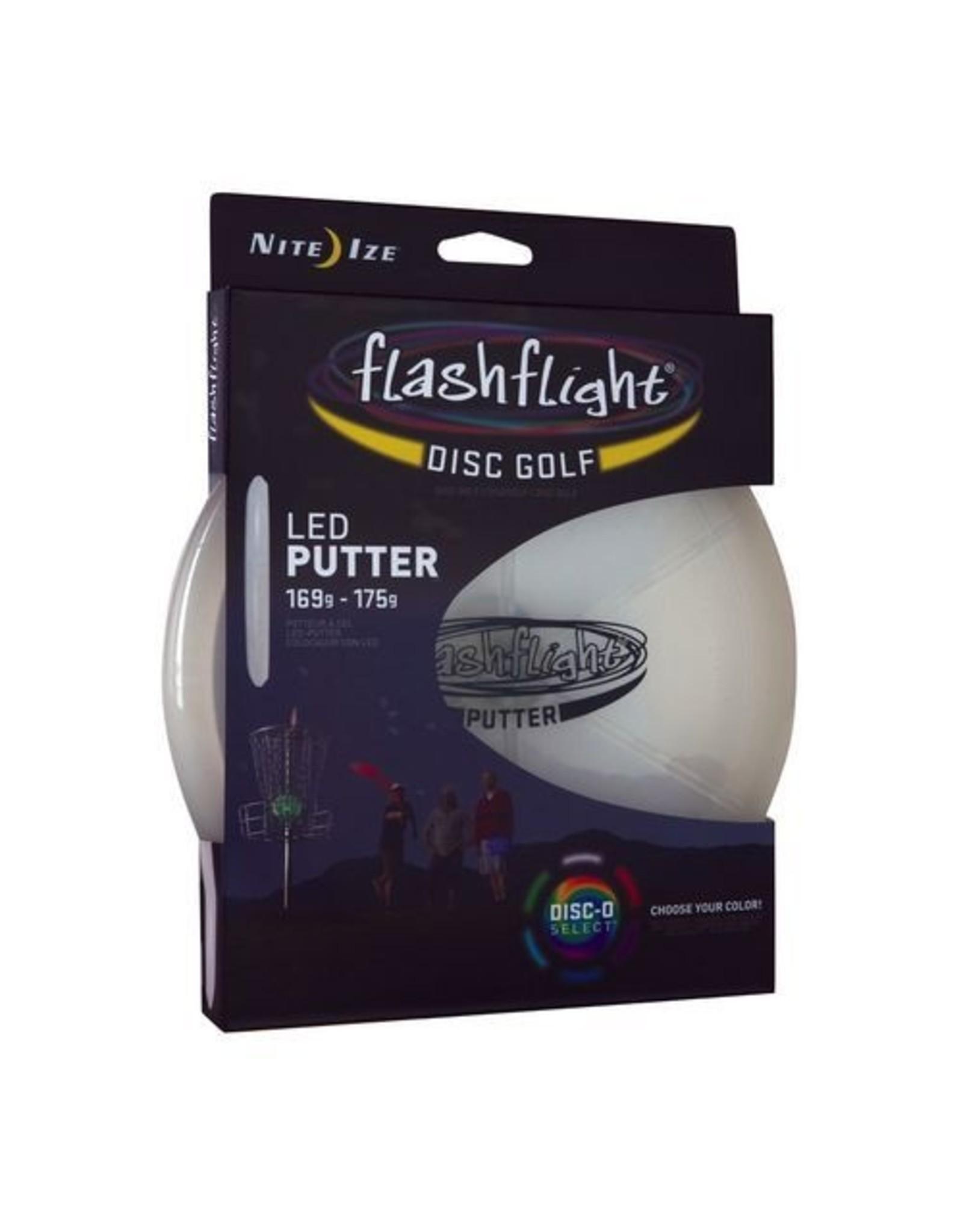 Flashflight LED Golf Disc
